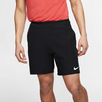 Nike Pro Flex Repel short Heren Zwart
