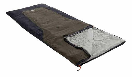 Nomad - Monsoon slaapzak - Unisex - Accessoires - Grijs - 1SIZE
