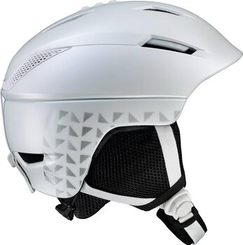 Salomon Icon 2 helm Heren Wit