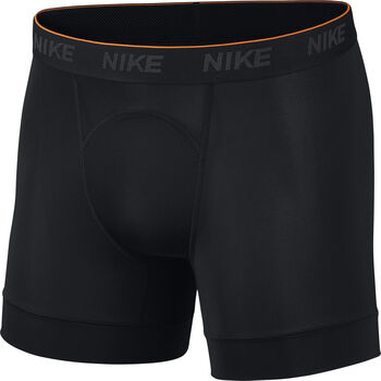 Nike Brief 2-pack boxershorts Heren Zwart