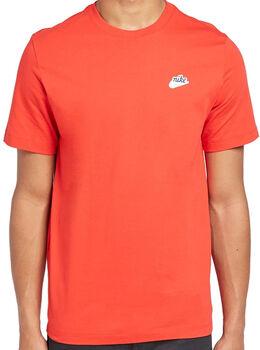 Nike Men's T-Shirt Heren Rood