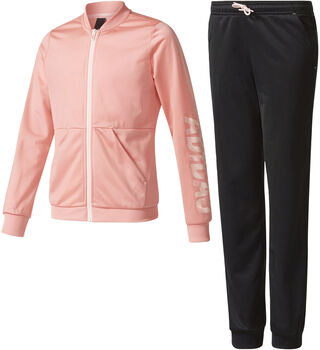 adidas Kimana jr trainingspak Meisjes Roze