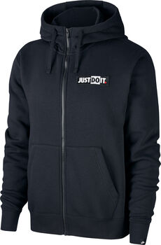 Nike Sportswear JDI Full Zip hoodie Heren Zwart