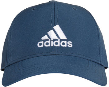 adidas Lightweight Embroidered Honkbalpet Blauw