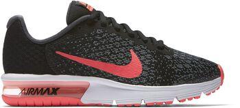 Nike Air Max Sequent 2 sneakers Jongens Zwart