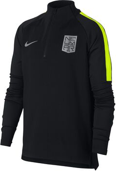 Nike Dry Neymar Squad Drill shirt Zwart