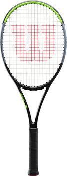 Wilson Blade 101L V7 tennisracket Zwart