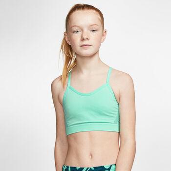 Nike Dri-FIT sportbeha Meisjes Groen