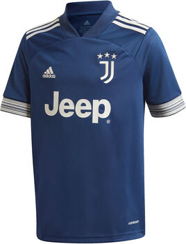 adidas Juventus kids uitshirt 20/21  Jongens Blauw