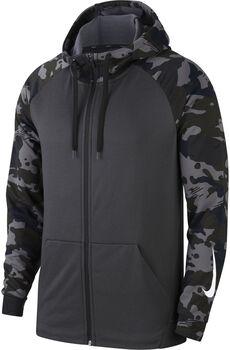 Nike Dry sweater Heren Zwart