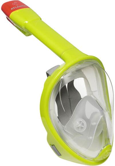 hot lime l/xl snorkelmasker
