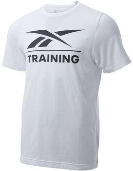 Reebok Specialized Training t-shirt Heren Wit