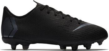 Nike Vapor 12 Academy MG jr voetbalschoenen Zwart