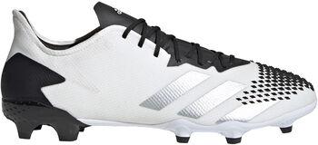 adidas Predator Mutator 20.2 Firm Ground Voetbalschoenen Heren Wit