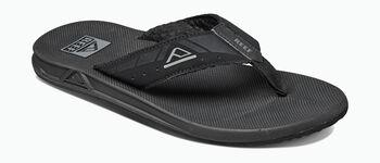 Reef Phantom slippers Heren Zwart