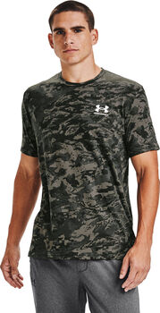 Under Armour ABC Camo t-shirt Heren Groen