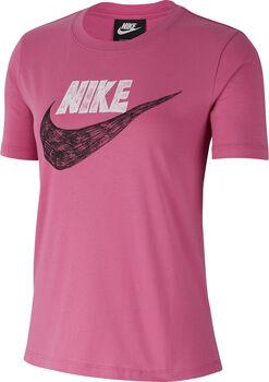 Nike Sportswear shirt Dames Rood