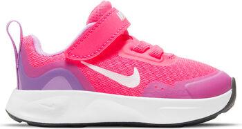 Nike WearAllDay kids sneakers Jongens Rood