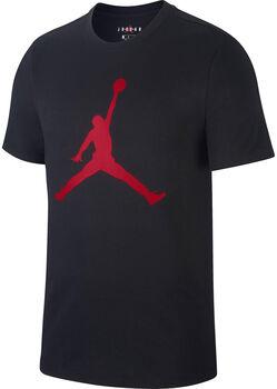 Nike Jumpman Crew shirt Heren Zwart