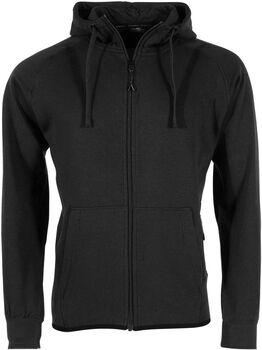 Stanno Ease Full-Zip hoodie Heren Zwart