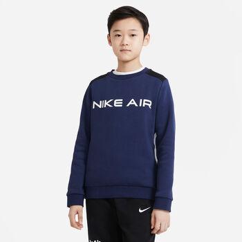Nike Sportswear Air Crew sweater Blauw