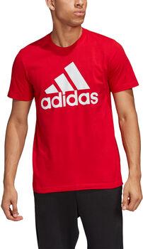 adidas MH Bos shirt Heren Rood