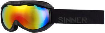 Sinner Toxic skibril Zwart