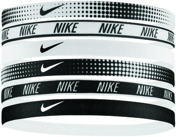Nike Printed hoofdbanden 6pk Heren Neutraal