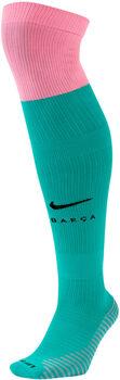Nike FC Barcelona Stadium Derde sokken Heren Groen