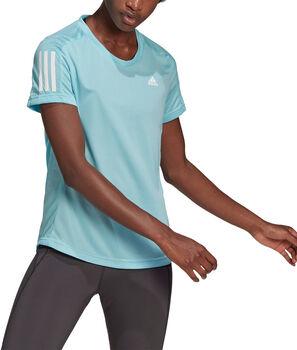 adidas Own the Run T-shirt Dames Blauw