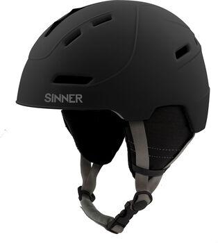 Sinner Silverton ski-/snowboardhelm Heren Zwart