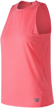 New Balance Seasonless top Dames Roze