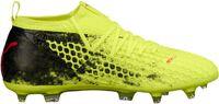 Puma Future 18.2 Netfit FG/AG voetbalschoenen Geel