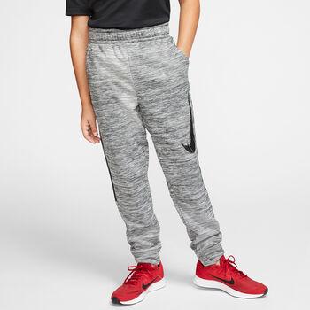 Nike Therma kids broek Jongens Zwart
