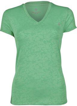 TECNOPRO Mirte shirt Dames Groen