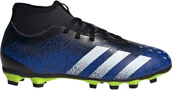 adidas Predator Freak.4 S Flexible Ground Voetbalschoenen Blauw