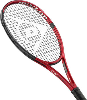Dunlop CX 400 Tour tennisracket Rood