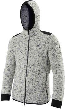 Newland Woollen hoodie Heren Wit