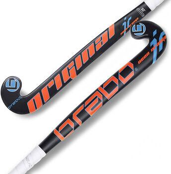 Brabo O'Geez Original hockeystick Jongens Zwart