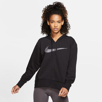 Nike Dri-FIT Get Fit vest Dames Zwart