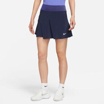NikeCourt Dri-FIT ADV Slam tennisrokje Dames Blauw