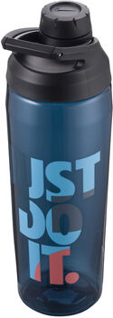 Nike Hypercharge Chug Graphic fles 700 ml Blauw