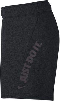 Nike Dry short Dames Zwart