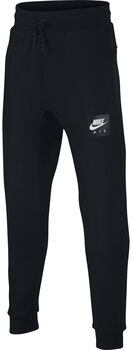 Nike Air jr trainingsbroek Zwart