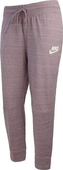 Nike Sportswear Advance 15 broek Dames Rood