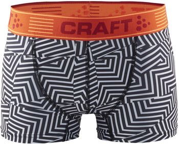 Craft Greatness boxer Heren Oranje
