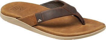 Reef Cushion J-Bay slippers Heren Bruin
