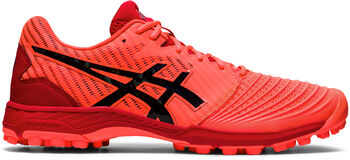 ASICS Field Ultimate FF hockeyschoenen Heren Rood