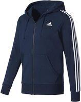 Essential 3-stripes jr hoodie