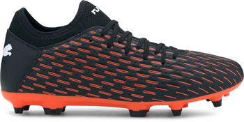 Puma Future 6.4 Netfit FG/AG voetbalschoenen Heren Zwart